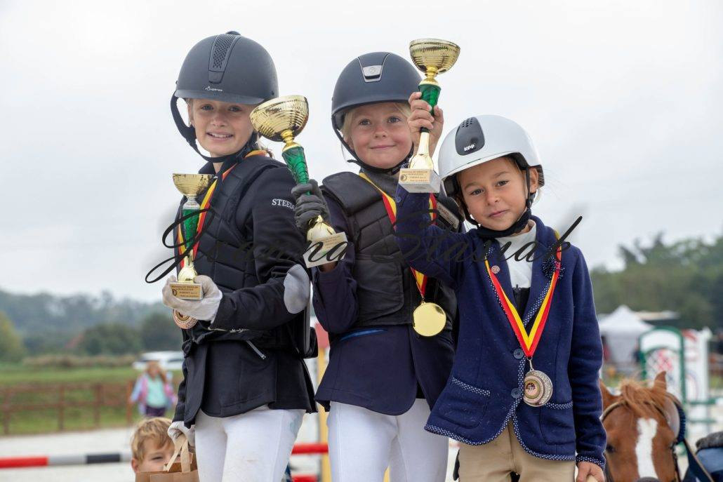 Dolnosląski Związek Jeździecki - zawody dziecięce