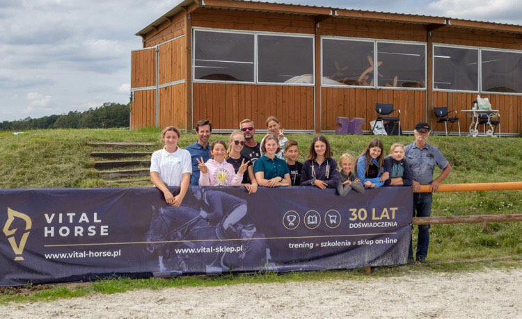 Ośrodek szkolenia koni